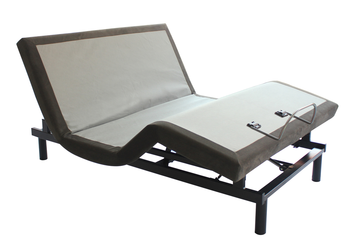 Adjustable Beds That Raise And Lower : Low cost adjustable bed the bedtech h