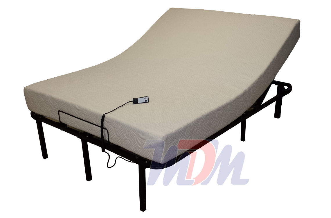 Simple Powerbase Bed Adjustable Head Height For Lowest Price