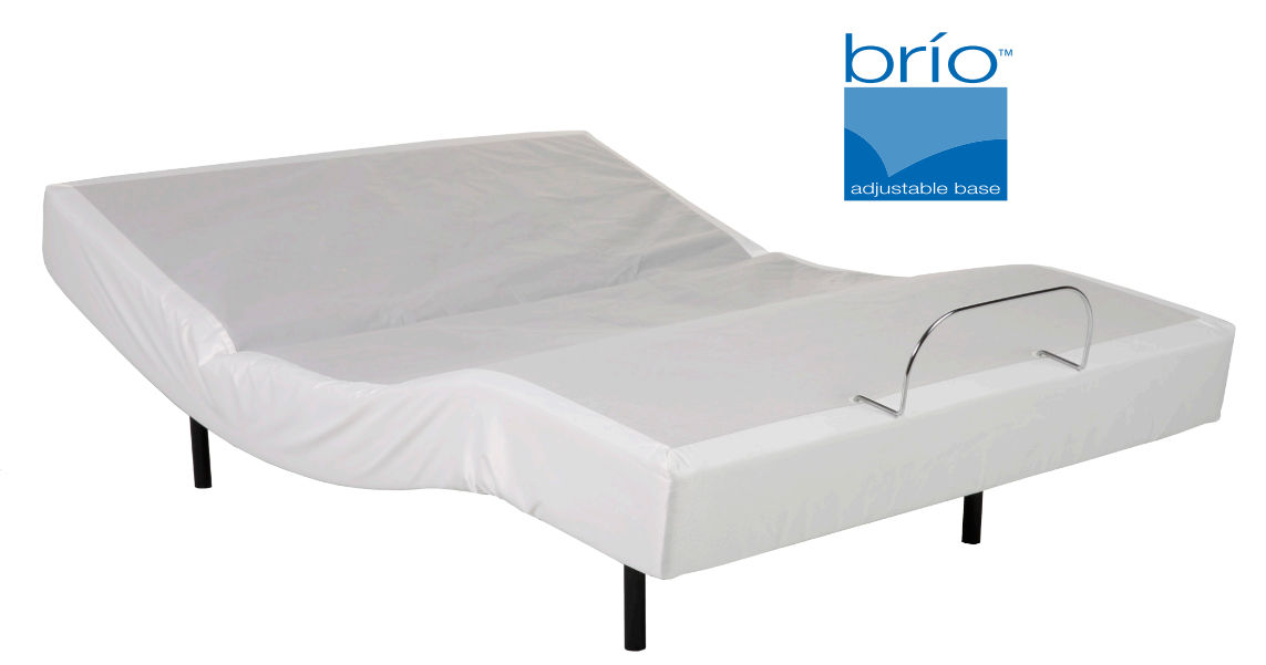 Adjustable Bed Frame Head Only : Adjustable mattress bed powerbases to raise head and foot