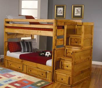 best service 13ac3 e2c6a Bunk Beds wholesale priced in Michigan direct to You.