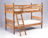 World Imports 43117HONY bunk bed