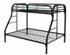 PFI/CTC BED4502 Twin over Full bunk bed