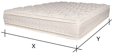 Replacement Antique Mattress Sizes For
