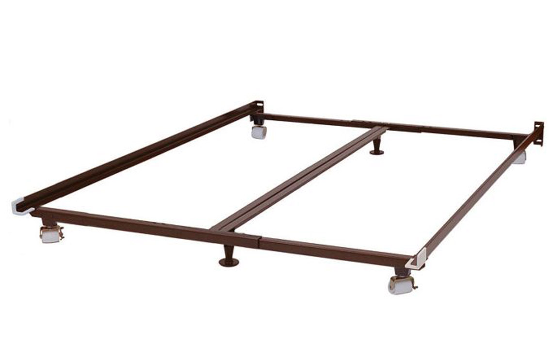 premium metal frame 6 leg support free shipping metal bed frames 6 leg low profile