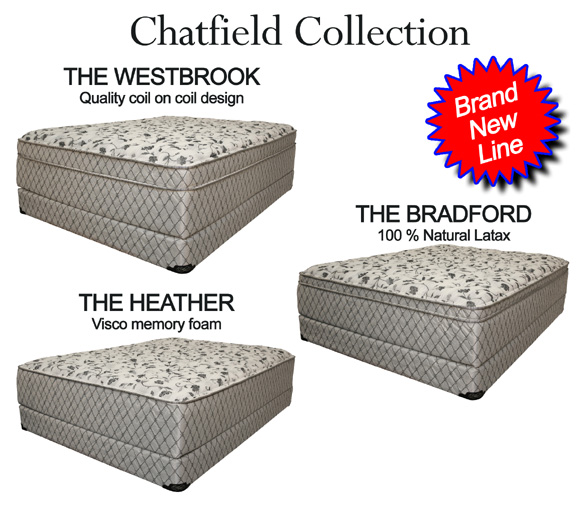 Chatfield Collection Quality Mattress Sets From Corsicana