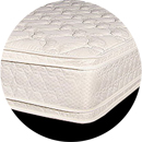 Double sided 3/4 three quarter size soft plush mattress