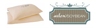 Azlon Soybean Pillow