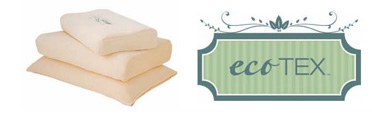 Natures Rest EcoTex Pillow
