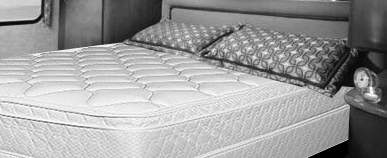 perfect fit of home quality RV mattress