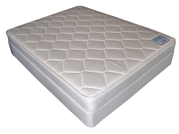 Symbol Mattress Deluxe Pillow Top