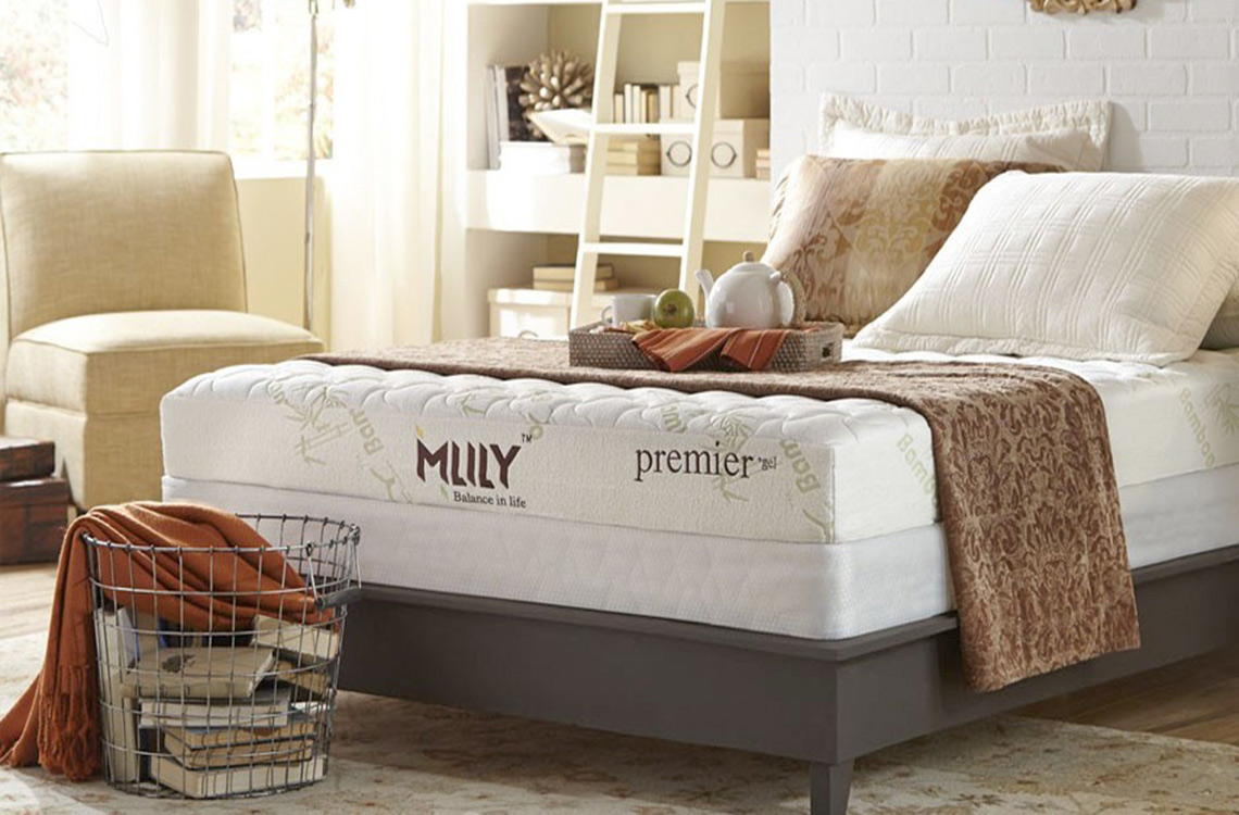 Premier With Gel Affordable Quality Memory Foam By The