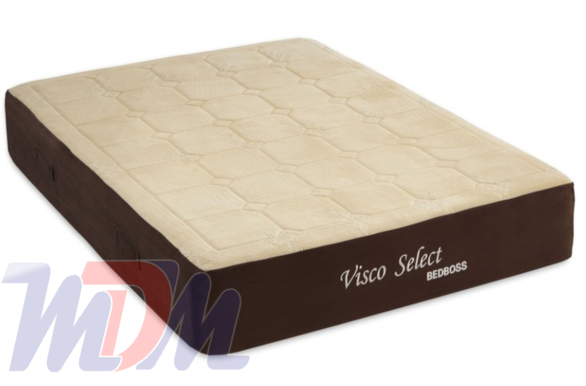 Affordable Memory Foam Mattress By The Bed Boss