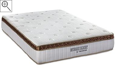 Hybrid Sleep A Pocket Coil Memory Foam Mattress By The