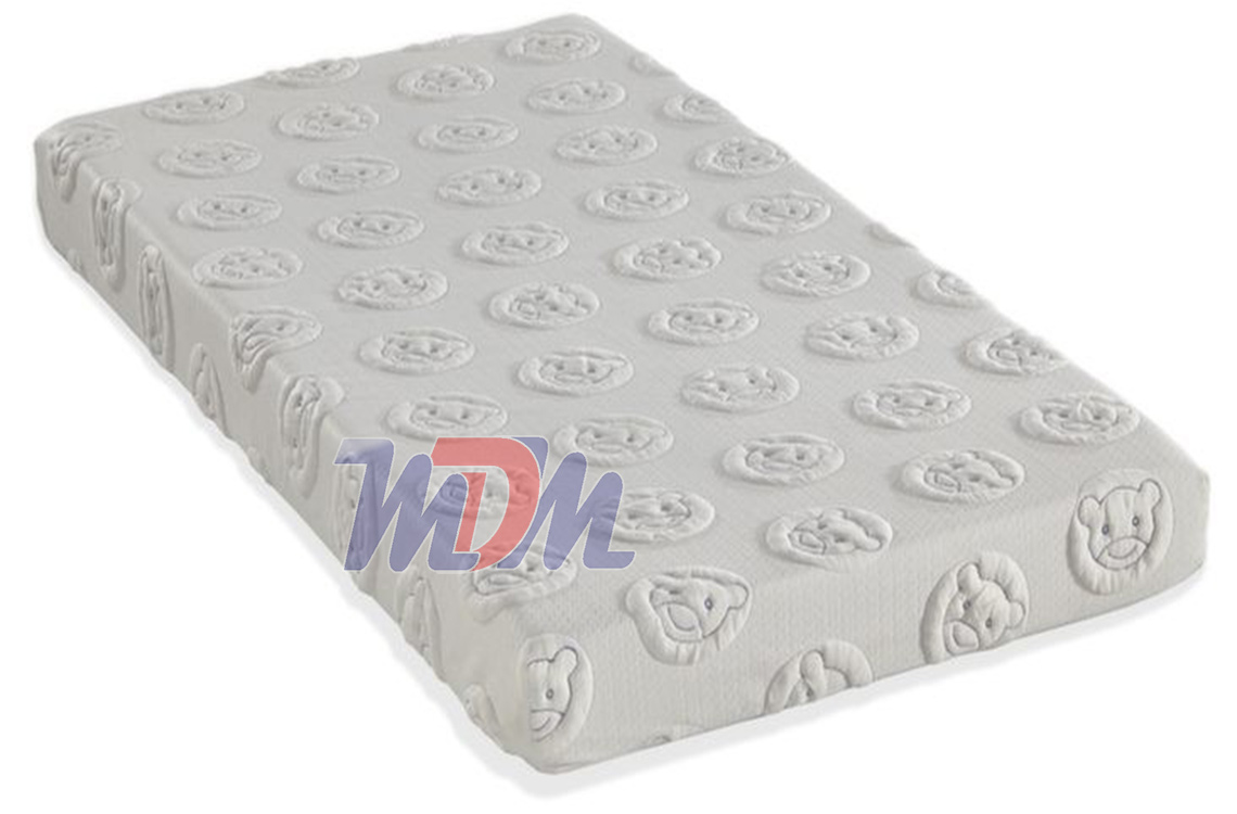 Kids Mattress Memory Foam Childrens Waterproof Bed Boss Sweet Dreams Pillow