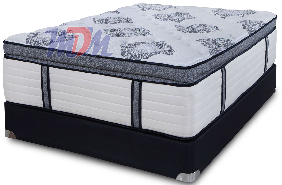 Madison coil on coil hybrid pillow top luxury at a discount from michigan discount mattress Discount foam mattress