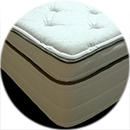 micro coil pocket coil hybrid latex lumbar gel infused memory foam best luxury pillow top mattress