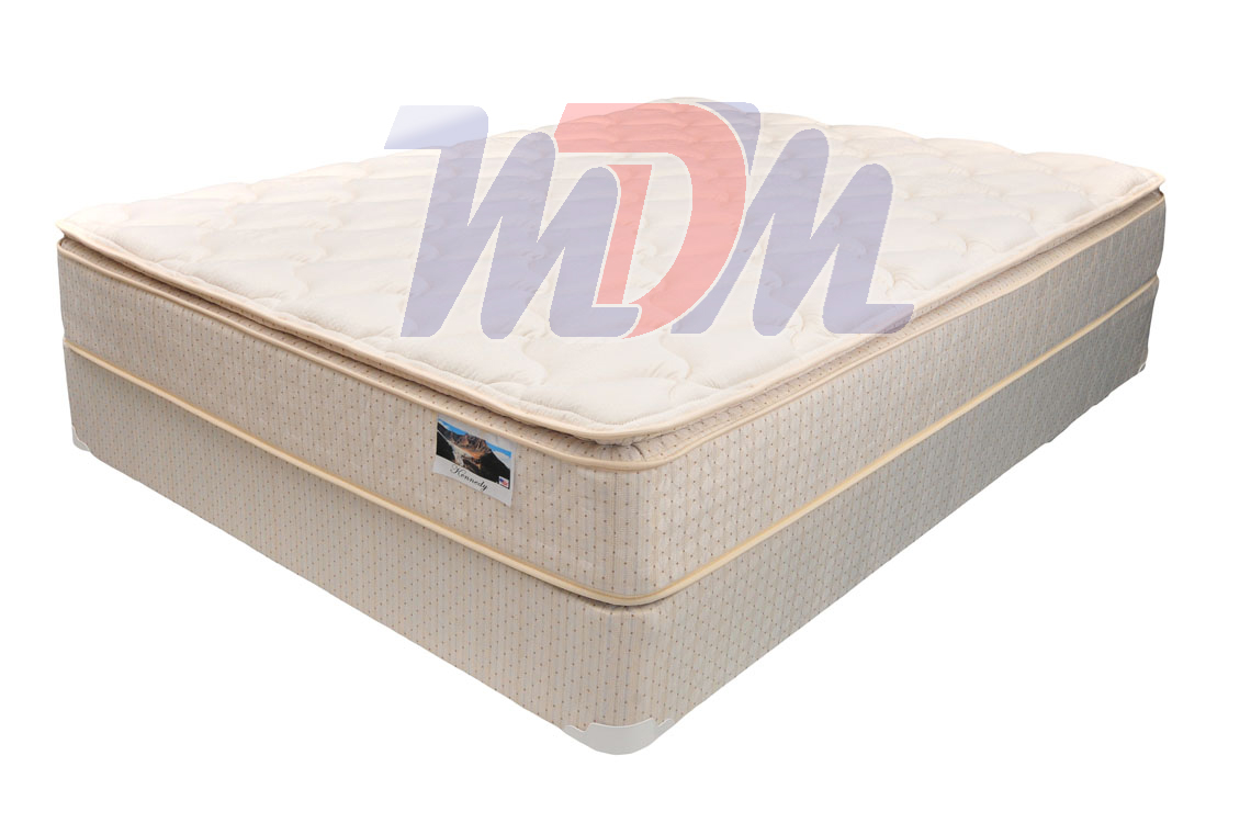 Kennedy pillowtop Discount foam mattress