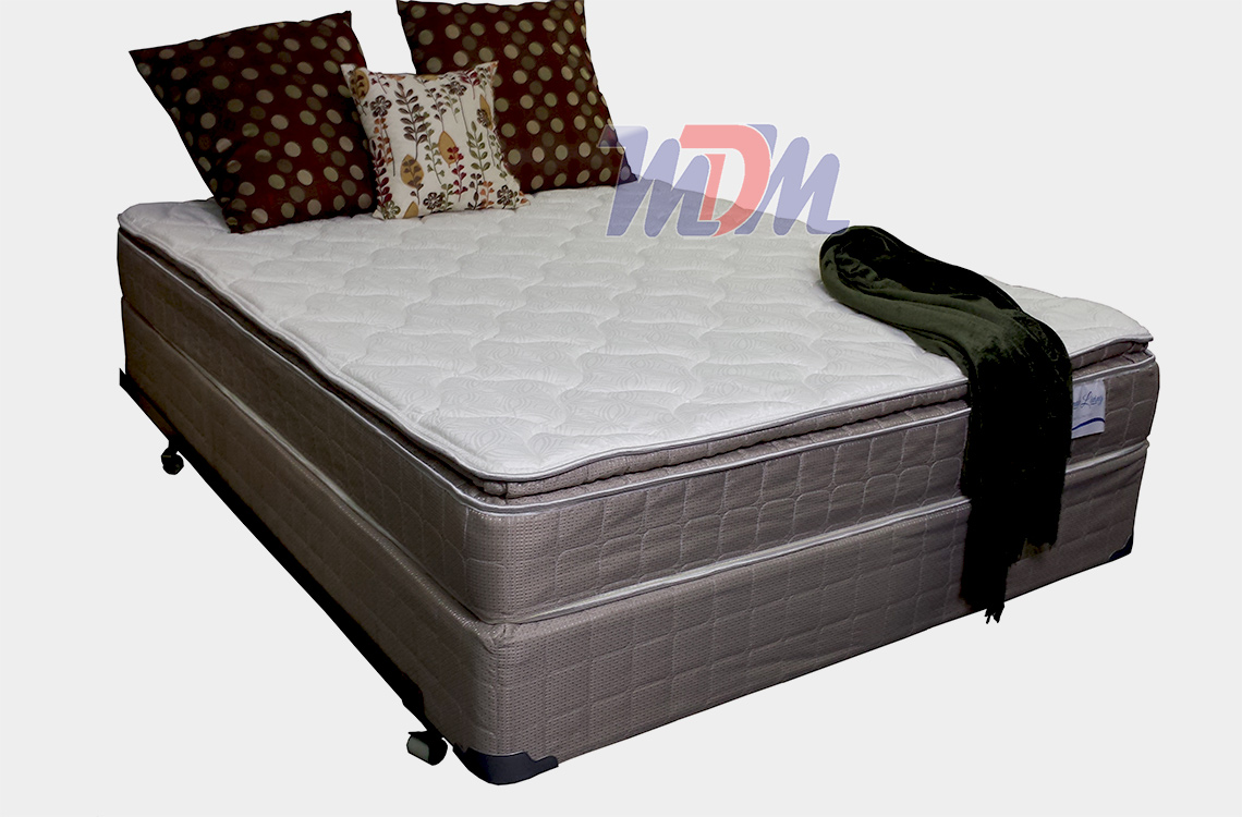 72 X 80 Fayington Pillow Top Entry Level Pillow Top Mattress