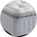 pillow top soft plush hybrid mattress pocketed coil premium low cost eirwen renue cover