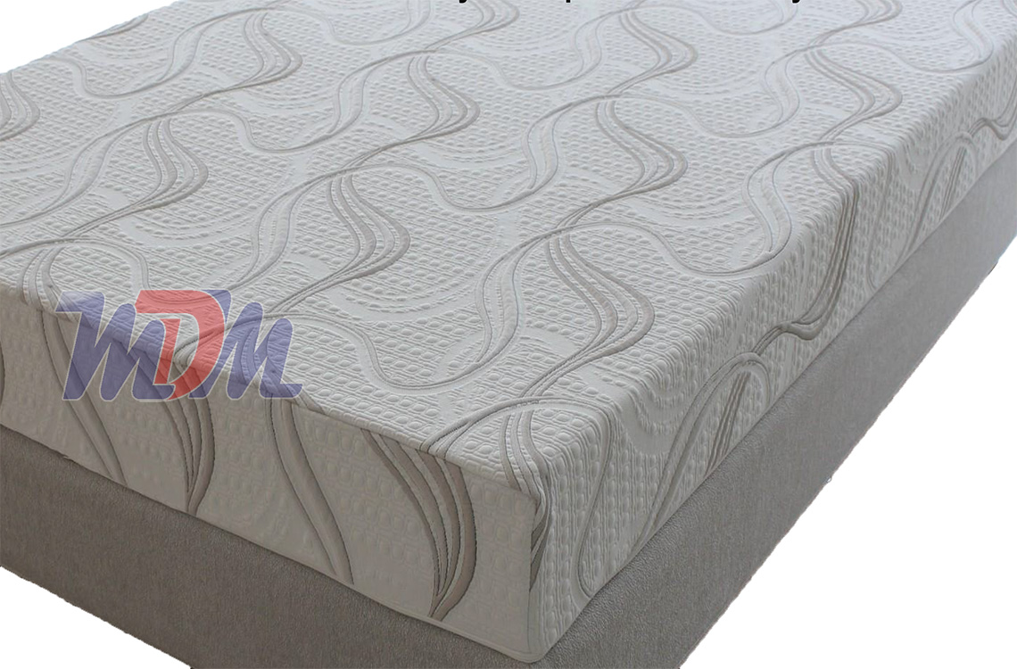 Gel Lux 8 Affordable Soft Gel Memory Foam Mattress