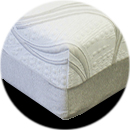 gel lux easy rest best gel memory foam natural