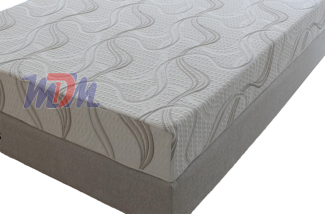 best luxury cool gel plush memory foam mattress easy rest lux 12 inch