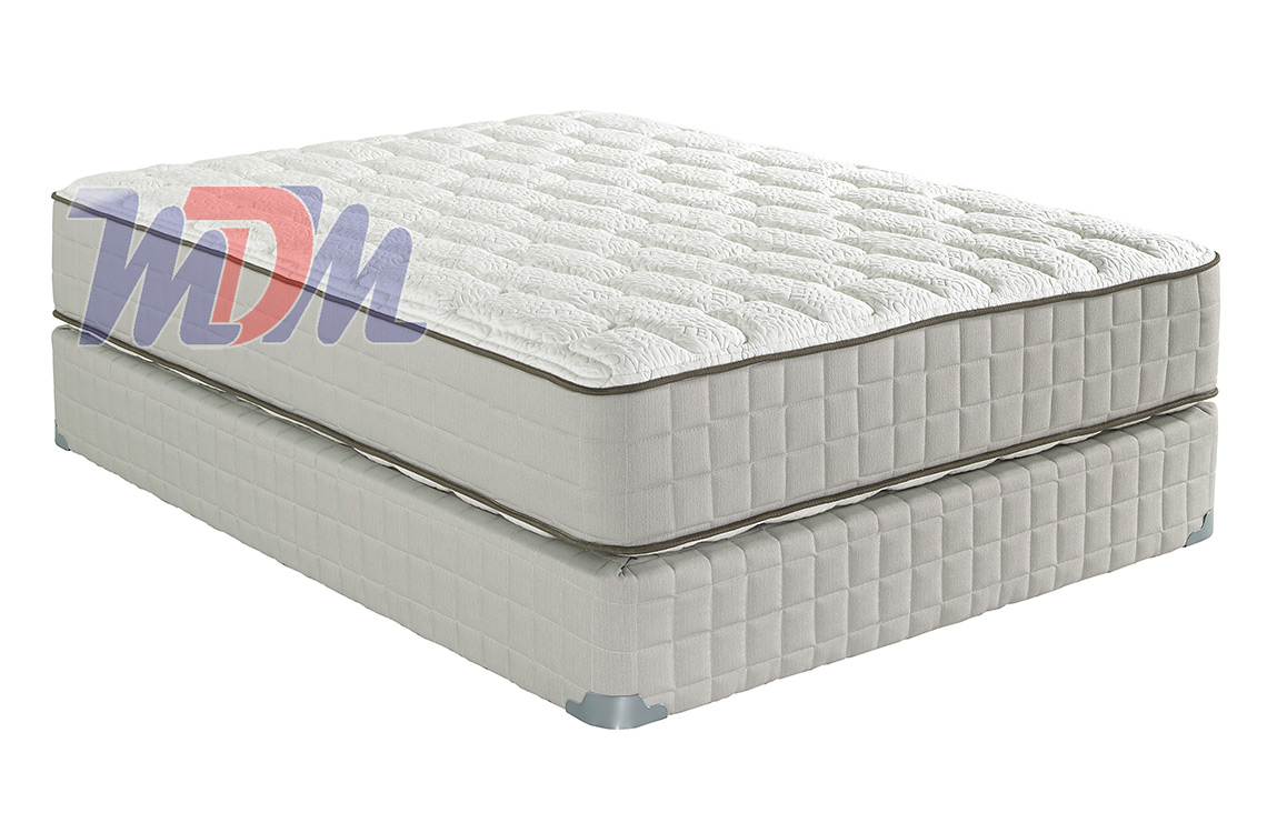 Twin Mattress And Box Spring Set Legacy I - Extra Firm Flippable Mattress