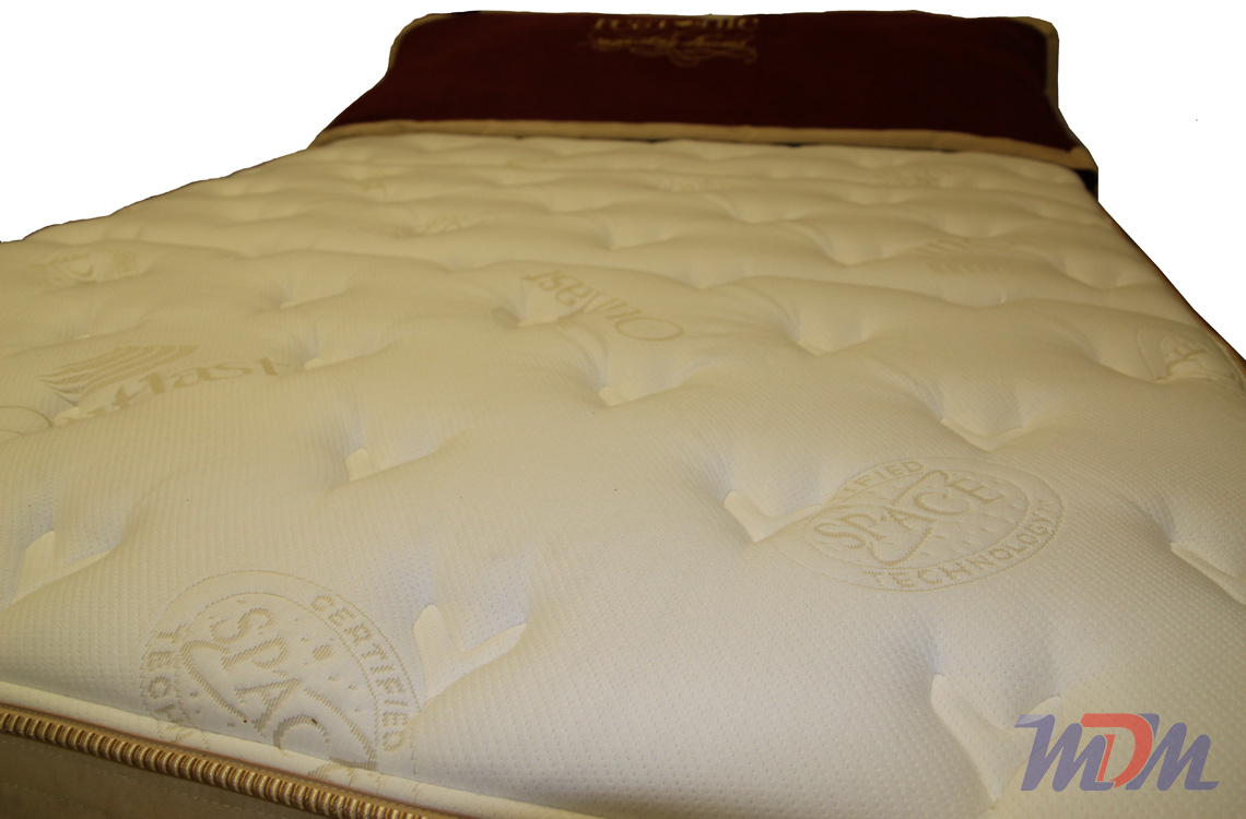 Restonic Ambient Plush Two Sided Mattress