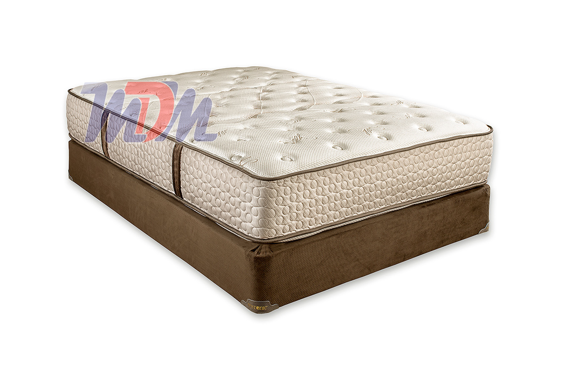 sutton plush a double sided comfort care mattress