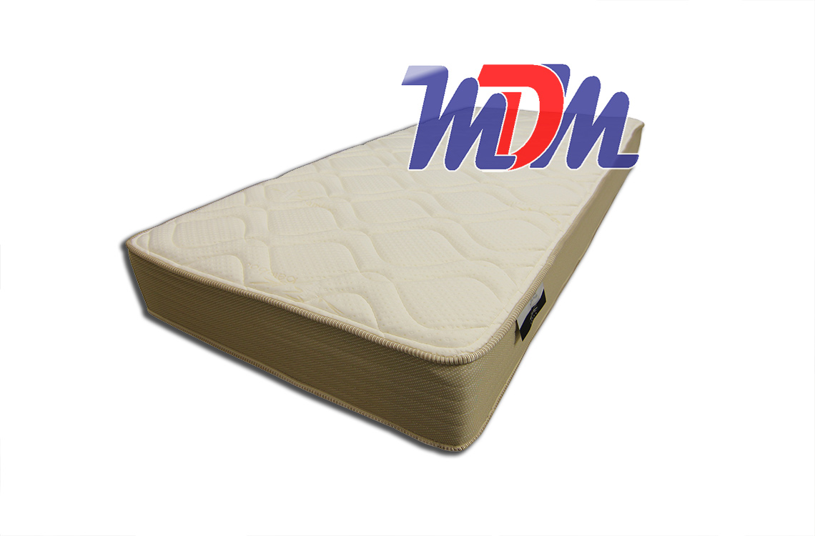 Restonic bamboo plush with gel infused memory foam Discount foam mattress