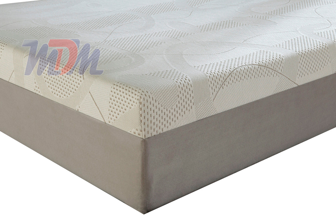 49 x 74 wedgewood 10 affordable memory foam mattress by restonic Discount foam mattress