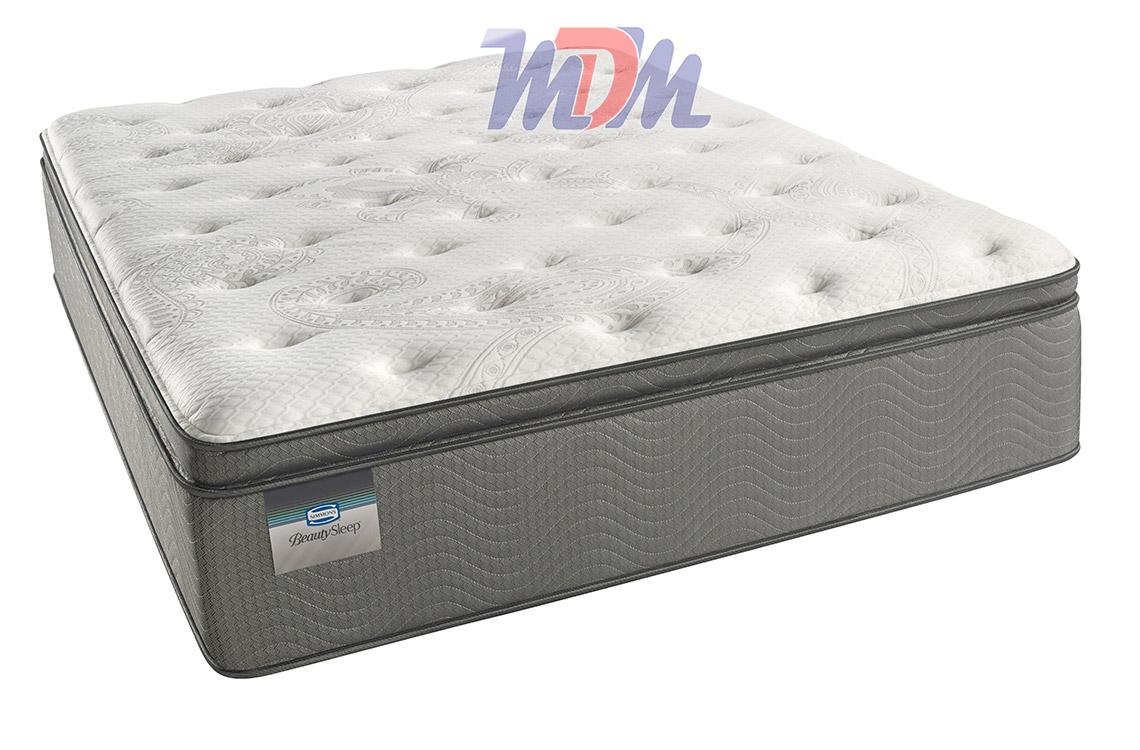 Allegra Plush Pillow Top A Beautysleep Mattress