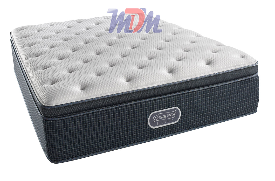 Offshore Mist Pillow Top Plus A Simmons Beautyrest