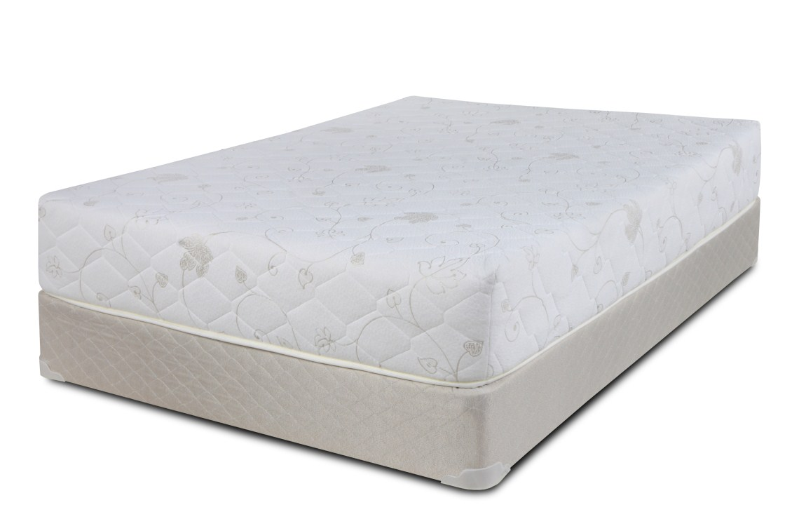 American 10 inch soft memory foam Discount foam mattress
