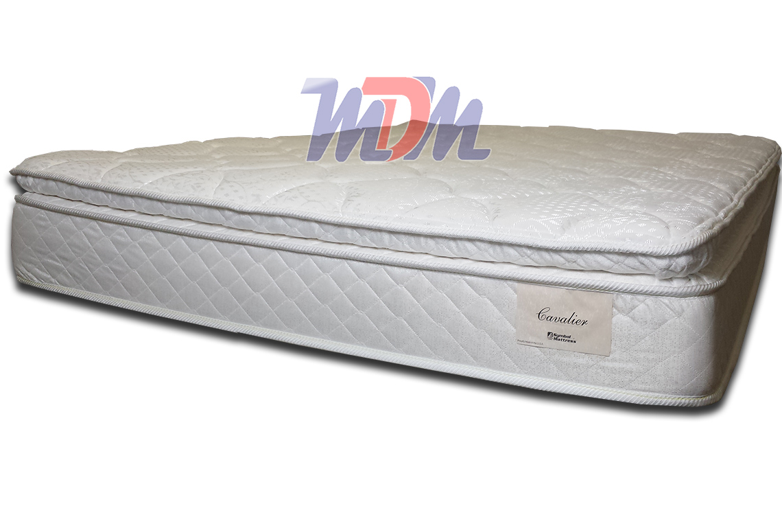 cavalier pillowtop mattress deal from symbol. Black Bedroom Furniture Sets. Home Design Ideas