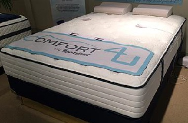 Comfort 4u Adjustable Airbed From Symbol