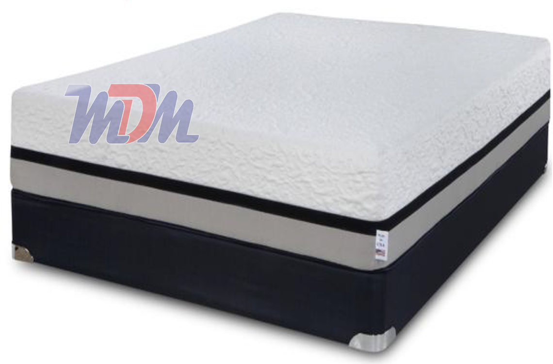 Freedom 13 high density memory foam mattress Discount foam mattress