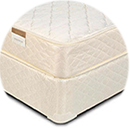 cheap affordable medium firm foam mattress by symbol for kids or adults