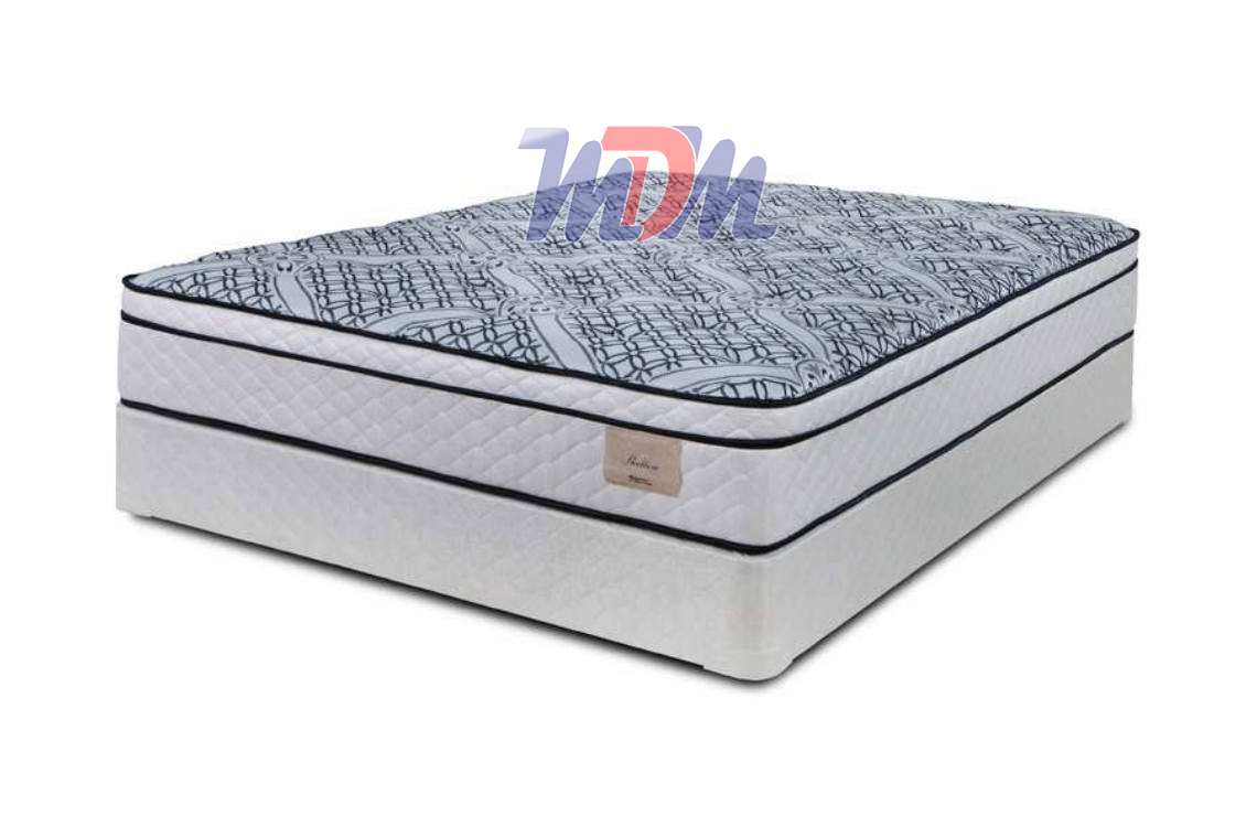 Shelton Euro Top A Symbol Comfortec Mattress