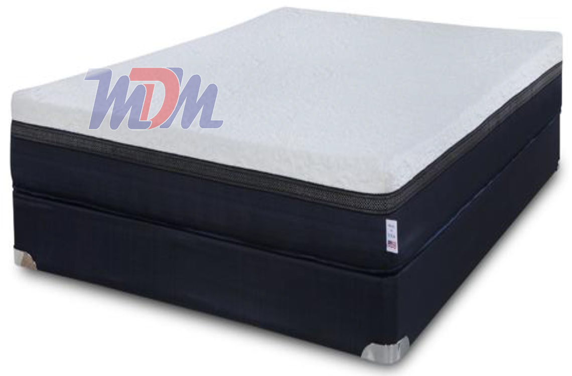 Freedom 11 Gel Gel Infused Cooling Memory Foam Mattress