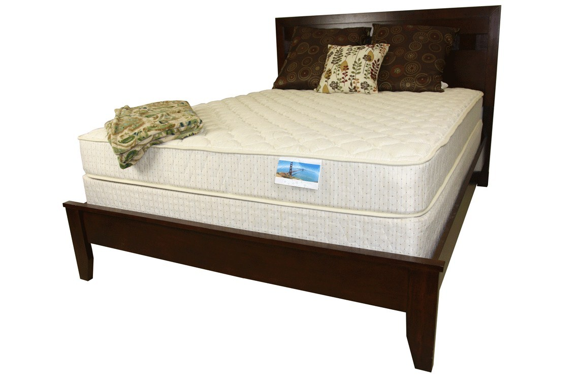 Corsicana Andora Cheap Spring Mattress Set