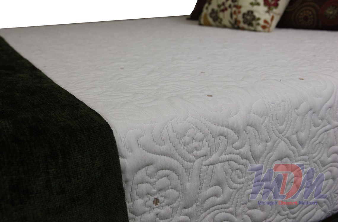 Box Springs For Sale >> Gel-Infused Memory Foam Mattress