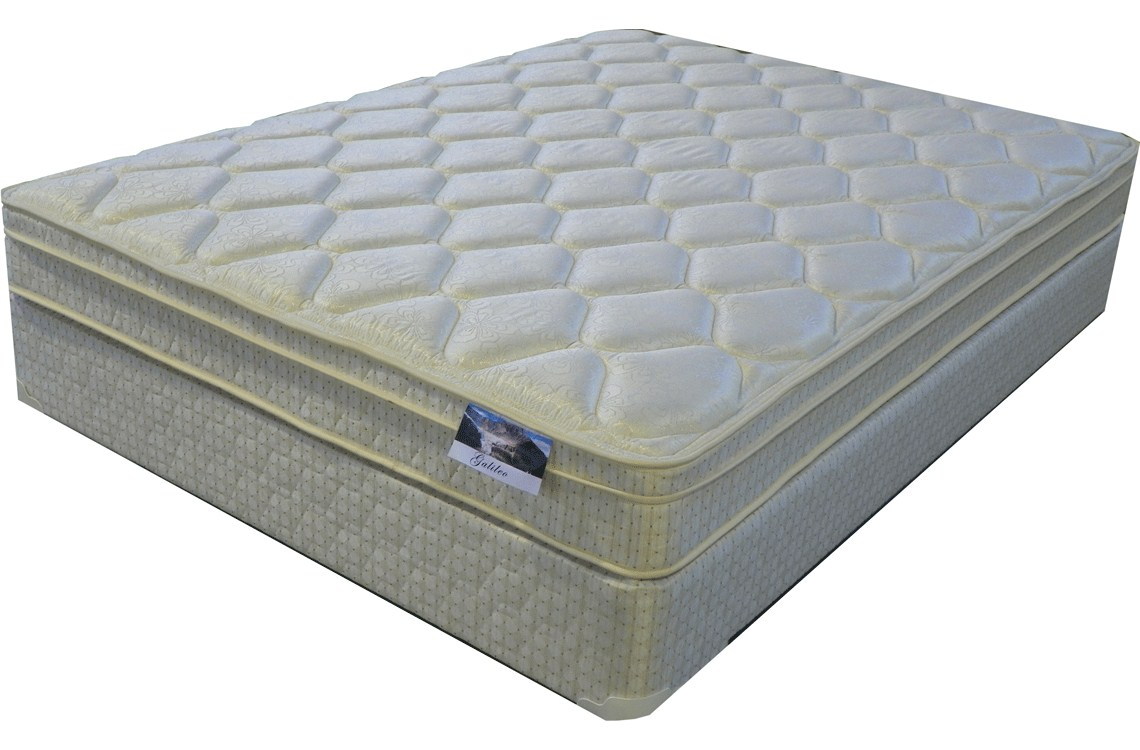 galileo lowest price euro pillow top mattress sale. Black Bedroom Furniture Sets. Home Design Ideas