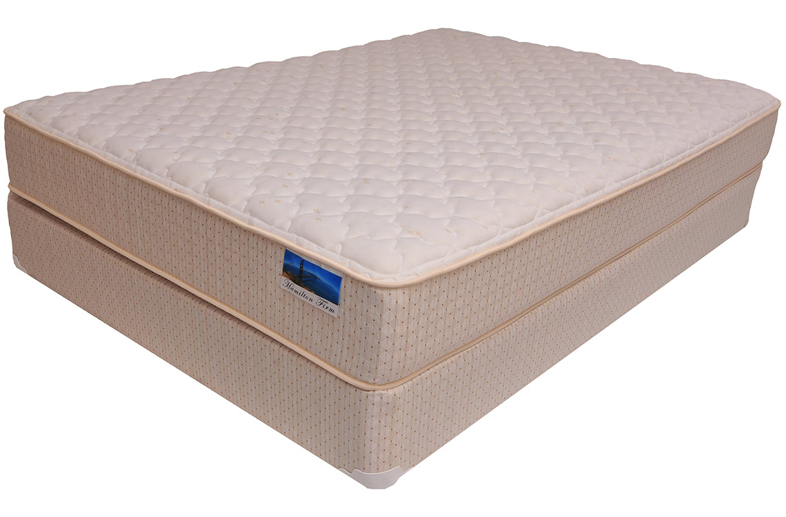 Hamilton the custom firm mattress Discount foam mattress