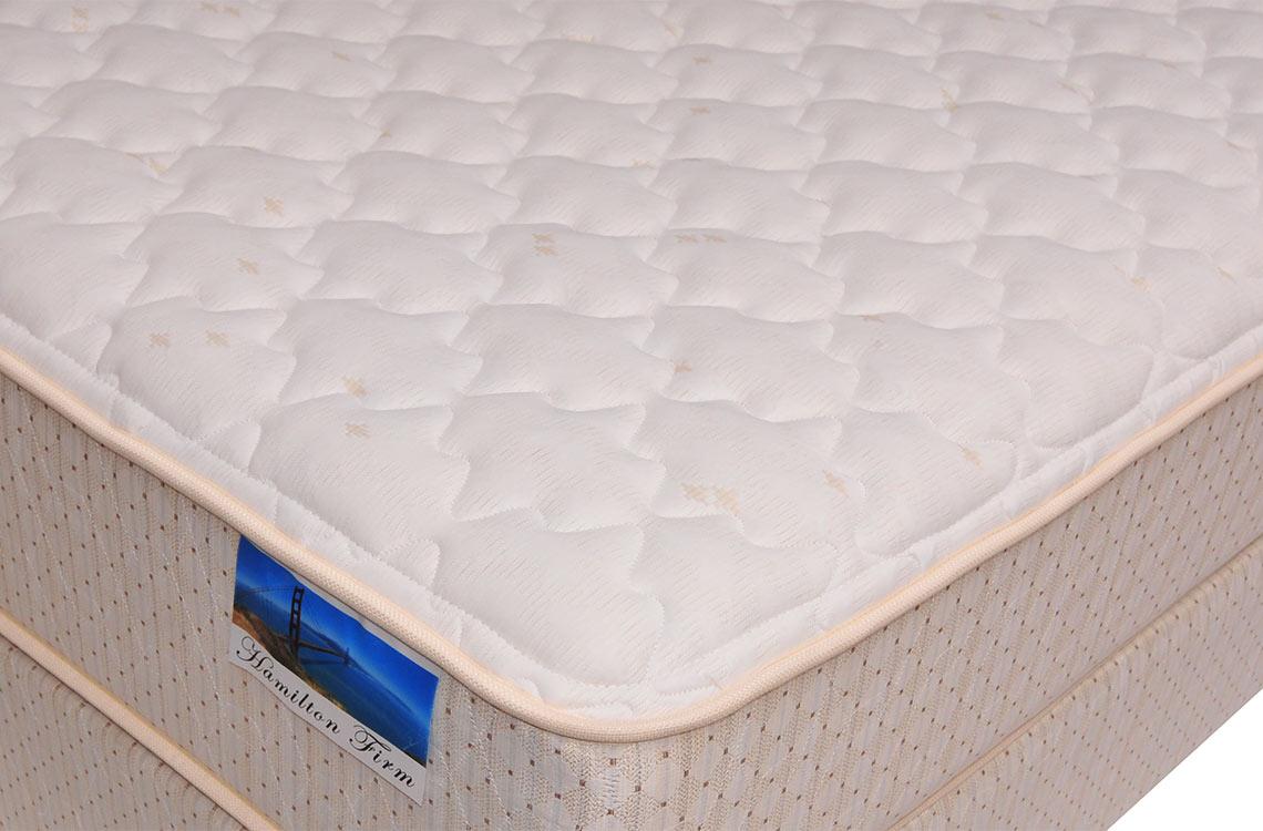 Hamilton The custom firm mattress