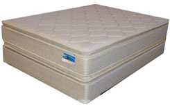 corsicana overton pillow top mattress. Black Bedroom Furniture Sets. Home Design Ideas