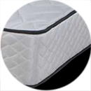 firm tight top luxury made in the usa cheap comfortec mattress