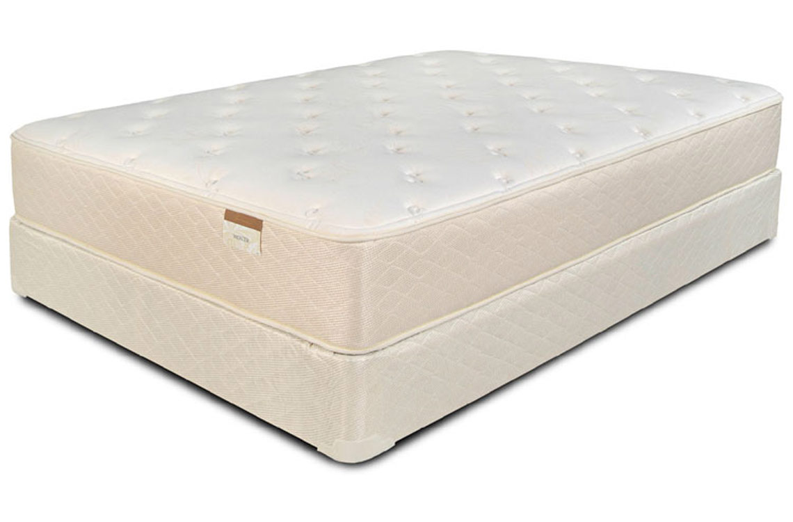Mercer Plush Mattress By Symbol Bedding