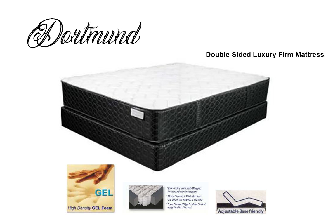 Best mattress prices online low price double sided flip mattress that has an individually wrapped pocket coil innerspring unit high density foams and a luxury firm feel biocorpaavc Choice Image